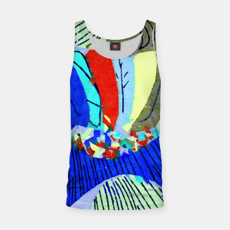 Thumbnail image of Lick the Rainbow Tank Top, Live Heroes