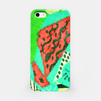Thumbnail image of Without title iPhone Case, Live Heroes