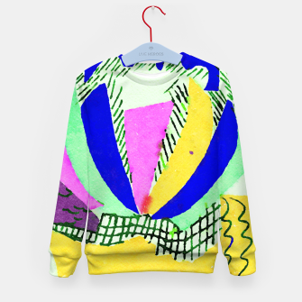 Thumbnail image of Child of Life Kid's sweater, Live Heroes