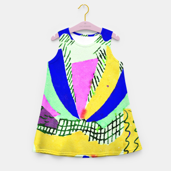 Thumbnail image of Child of Life Girl's summer dress, Live Heroes