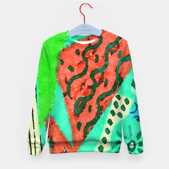 Thumbnail image of Without title Kid's sweater, Live Heroes