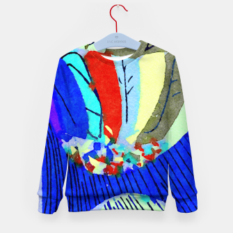 Thumbnail image of Lick the Rainbow Kid's sweater, Live Heroes