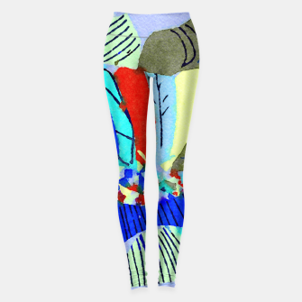 Thumbnail image of Lick the Rainbow Leggings, Live Heroes