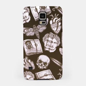 Thumbnail image of Bones and stuff Samsung Case, Live Heroes