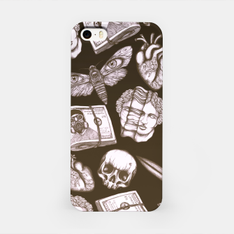 Thumbnail image of Bones and stuff iPhone Case, Live Heroes
