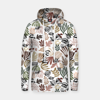 Miniatur Eyes on simple nature 85 Sudadera con capucha, Live Heroes