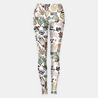 Thumbnail image of Eyes on simple nature 85 Leggings, Live Heroes