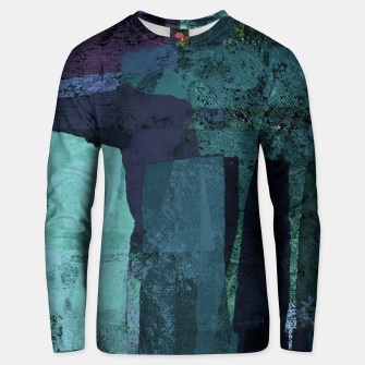 Thumbnail image of Torn Unisex sweater, Live Heroes