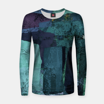 Thumbnail image of Torn Women sweater, Live Heroes