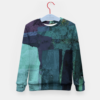 Thumbnail image of Torn Kid's sweater, Live Heroes