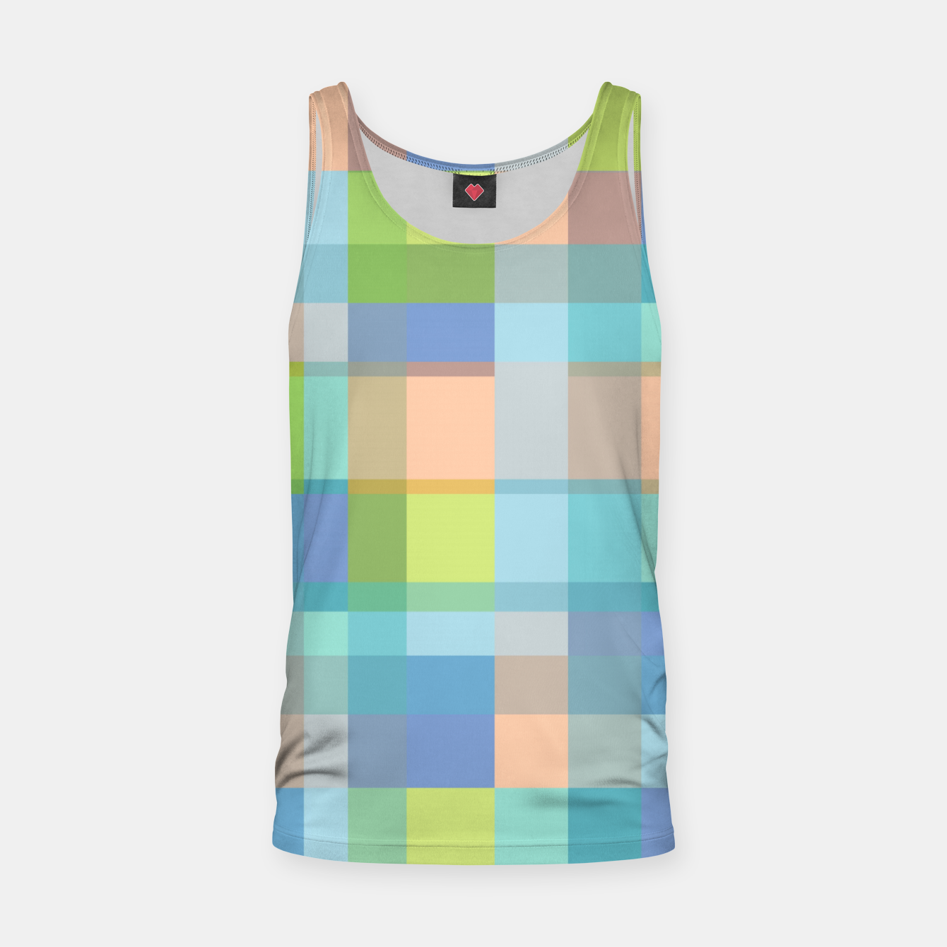 Image of zappwaits r01 Tank Top - Live Heroes