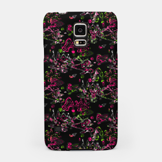Thumbnail image of Abstract modern art digital Samsung Case, Live Heroes