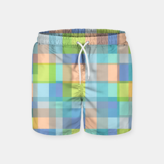 Thumbnail image of zappwaits r01 Swim Shorts, Live Heroes