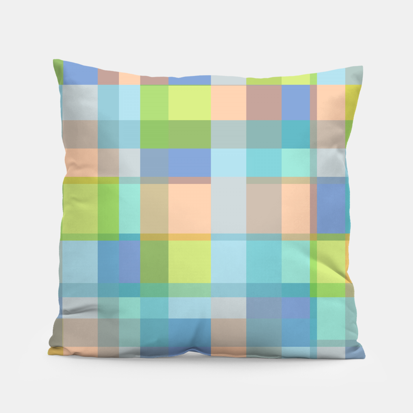 Image of zappwaits r01 Pillow - Live Heroes