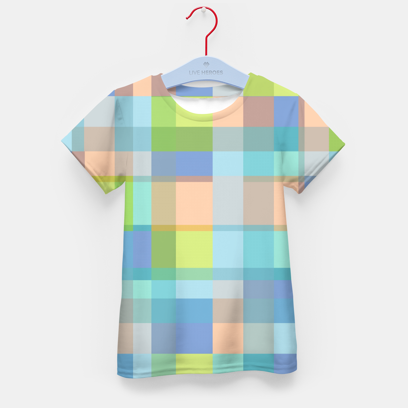 Image of zappwaits r01 Kid's t-shirt - Live Heroes