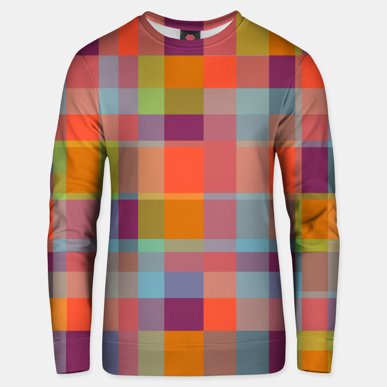 Image of zappwaits r02 Unisex sweater - Live Heroes