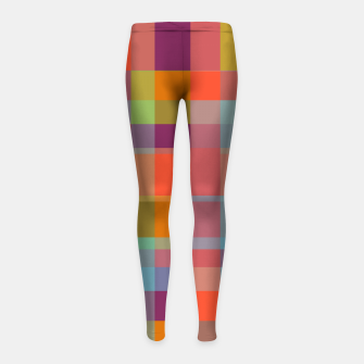 Thumbnail image of zappwaits r02 Girl's leggings, Live Heroes