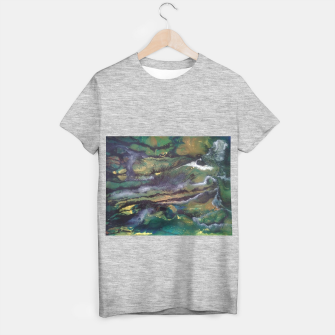 Thumbnail image of fara nume T-shirt regular, Live Heroes