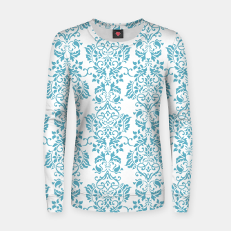 Thumbnail image of Flornaments Women sweater, Live Heroes