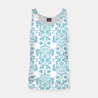 Thumbnail image of Flornaments Tank Top, Live Heroes