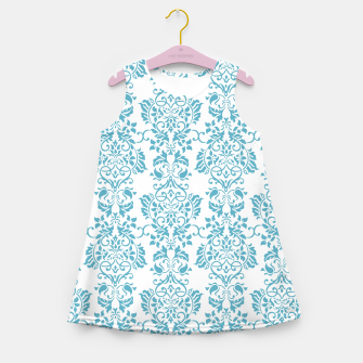 Thumbnail image of Flornaments Girl's summer dress, Live Heroes