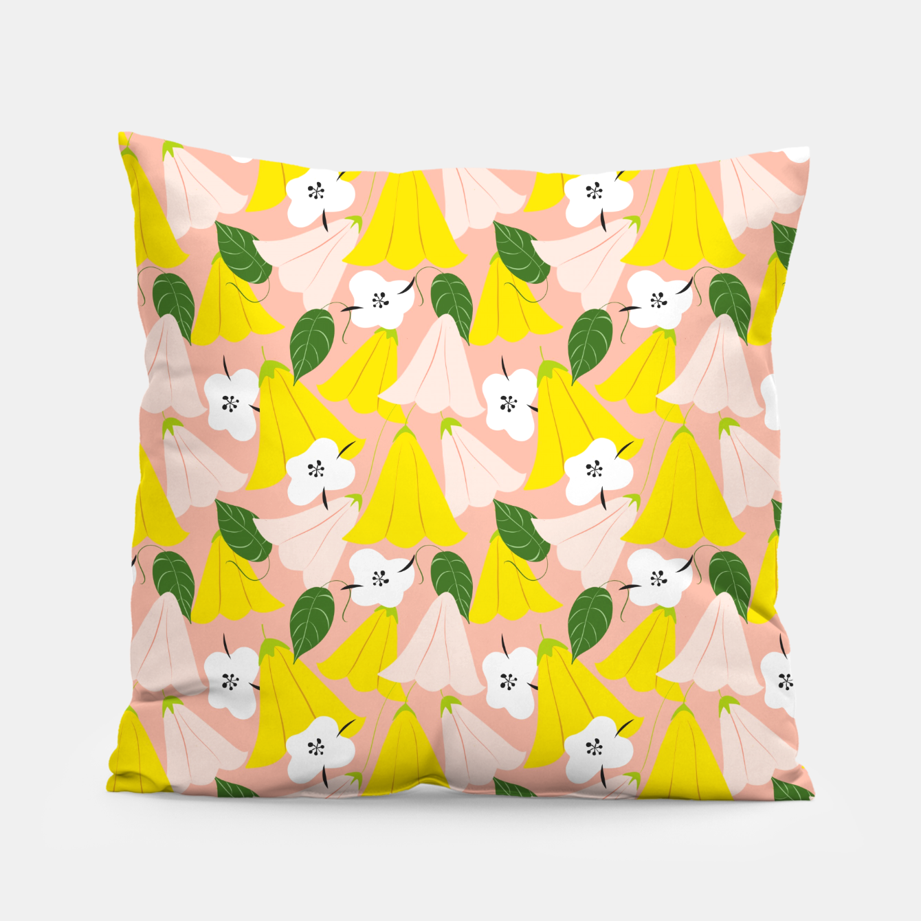 Image of Bella Pillow - Live Heroes