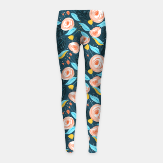 Thumbnail image of Carly Girl's leggings, Live Heroes