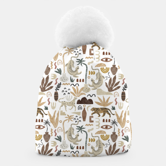 Wild Desert Shapes I Gorro miniature