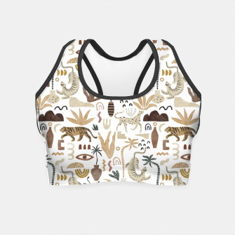Miniature de image de Wild Desert Shapes I Crop Top, Live Heroes