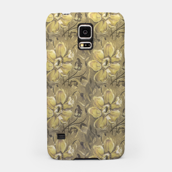 Thumbnail image of Retro Stlye Floral Decorative Print Pattern Samsung Case, Live Heroes