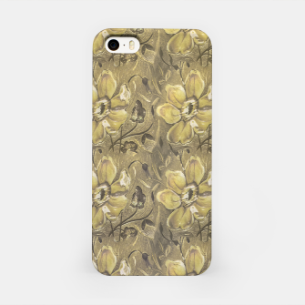 Thumbnail image of Retro Stlye Floral Decorative Print Pattern iPhone Case, Live Heroes
