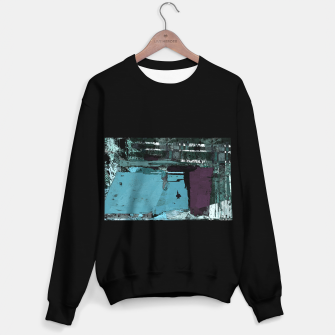 Thumbnail image of Hidden window Sweater regular, Live Heroes