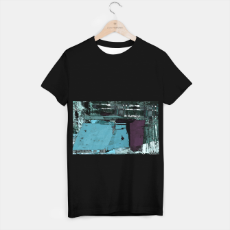 Thumbnail image of Hidden window T-shirt regular, Live Heroes