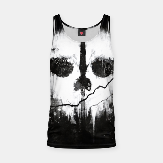 ghosts Tank Top obraz miniatury