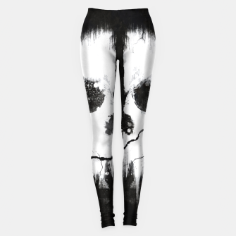 ghosts Leggings obraz miniatury