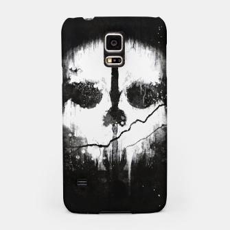 ghosts Samsung Case obraz miniatury