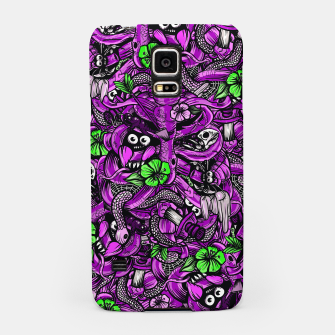 Thumbnail image of Doodle Bones Pink Samsung Case, Live Heroes