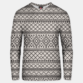 Miniatur Farmhouse Oriental Traditional Moroccan Style Design Unisex sweater, Live Heroes