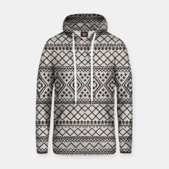 Thumbnail image of Farmhouse Oriental Traditional Moroccan Style Design Hoodie, Live Heroes