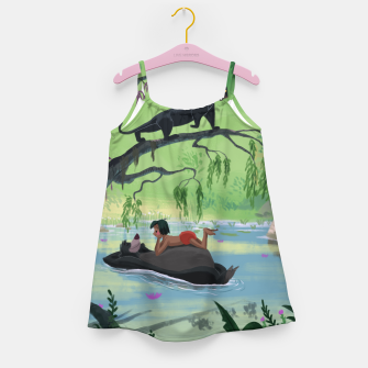 Miniatur The jungle book Vestido para niñas, Live Heroes