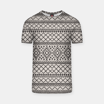 Thumbnail image of Farmhouse Oriental Traditional Moroccan Style Design T-shirt, Live Heroes