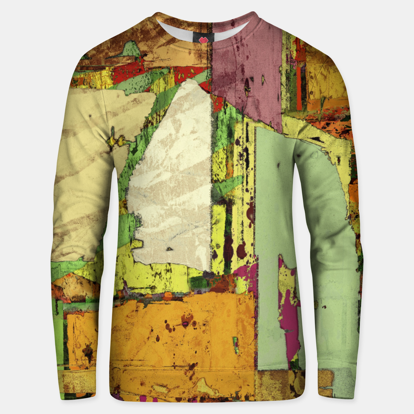 Image of Paper trail Unisex sweater - Live Heroes