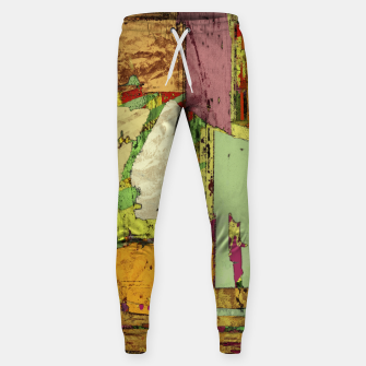 Thumbnail image of Paper trail Sweatpants, Live Heroes