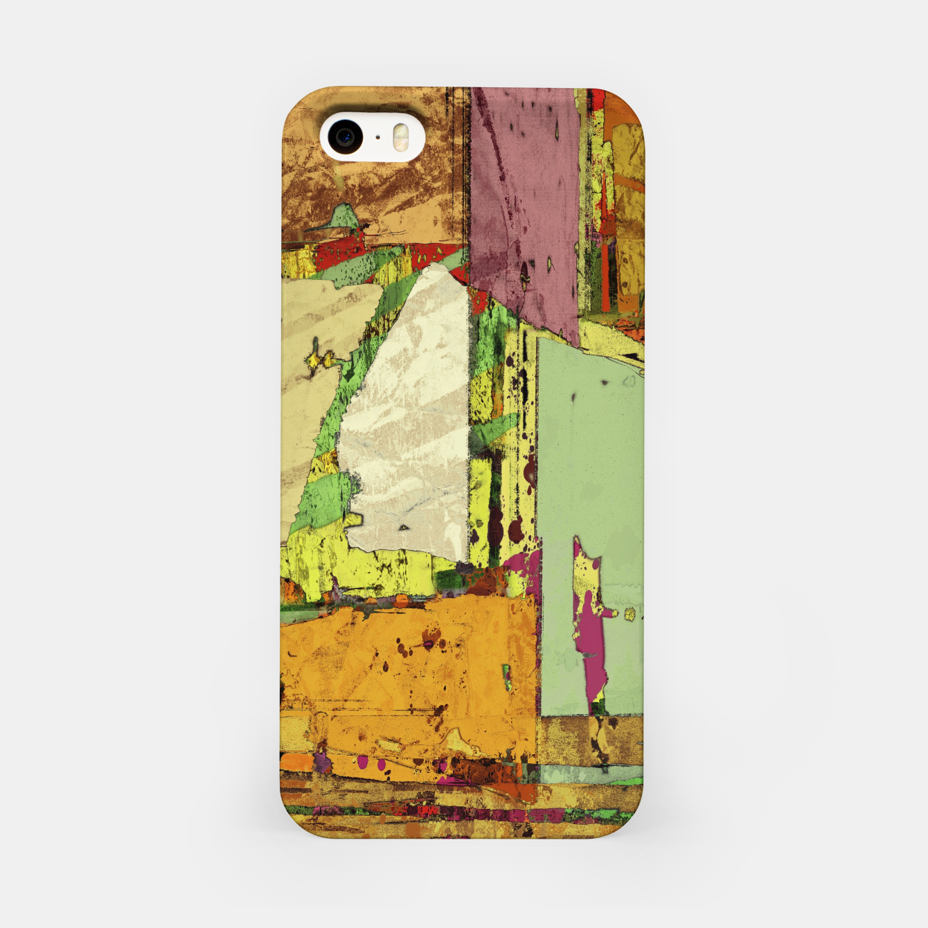 Image of Paper trail iPhone Case - Live Heroes