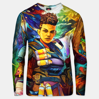 Thumbnail image of Soldier Sudadera unisex, Live Heroes