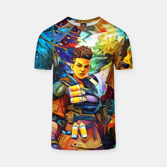 Thumbnail image of Soldier Camiseta, Live Heroes
