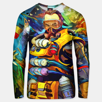 Thumbnail image of toxic trapper Sudadera unisex, Live Heroes
