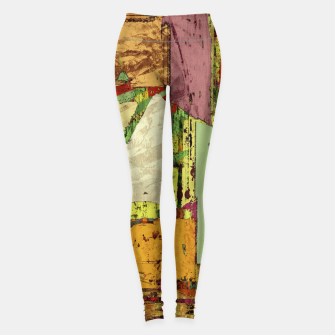 Thumbnail image of Paper trail Leggings, Live Heroes