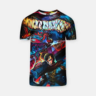 Thumbnail image of All Forms Camiseta, Live Heroes
