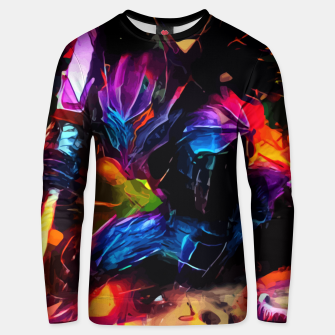 Thumbnail image of Born of a new weapon Sudadera unisex, Live Heroes